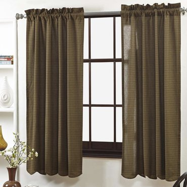 Tea Cabin Curtains