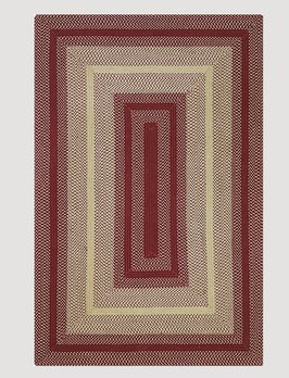 Homespice Decor Cherry Pie Ultra Wool Recycled Rug