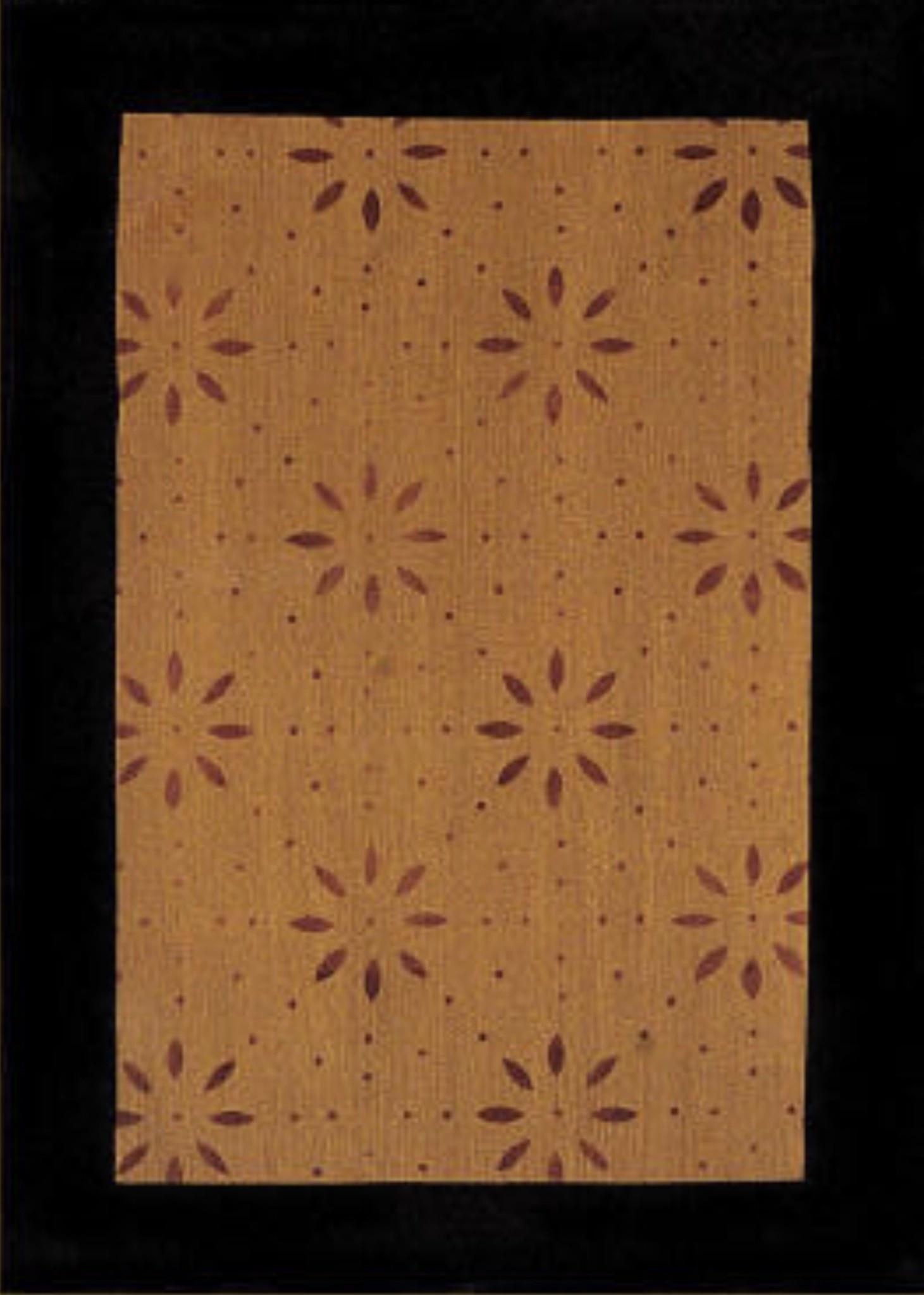 """Nana's Farmhouse Garrison House Floor Cloth 24"""" x 36"""""""