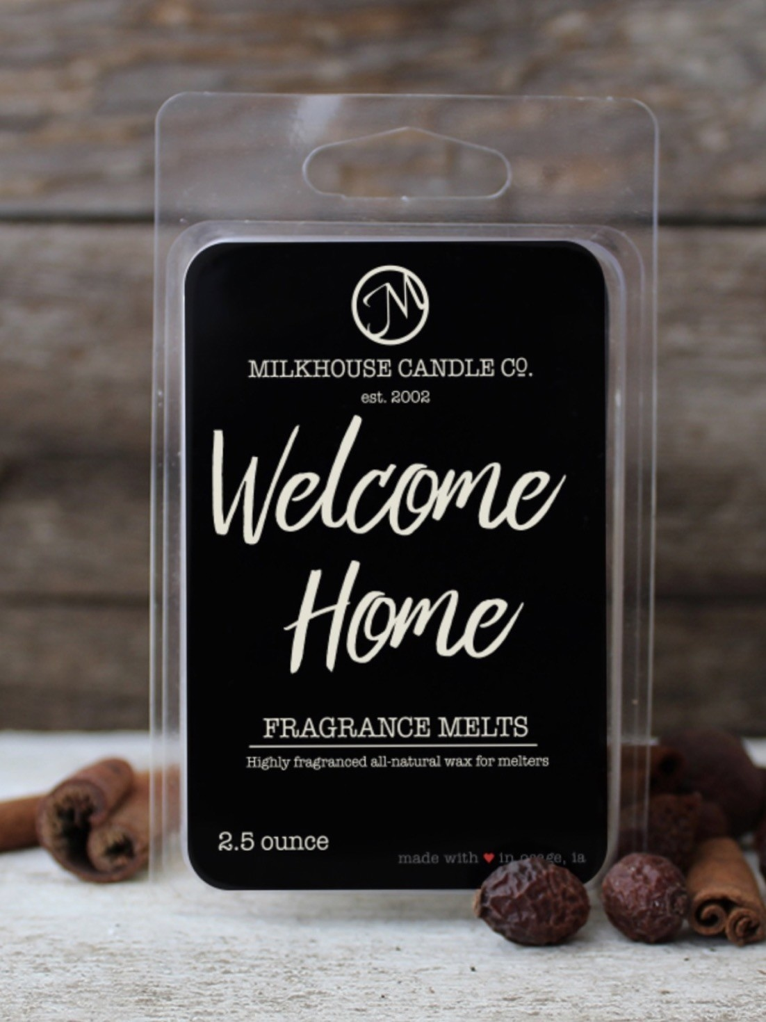 Milkhouse Candles Milkhouse Melts Welcome Home 2.5oz