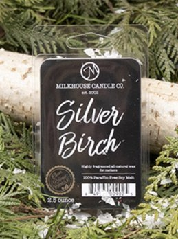 Milkhouse Candles Silver Birch 2.5oz Milkhouse