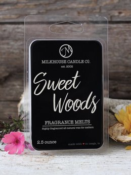 Milkhouse Candles Sweet Woods 2.5oz Milkhouse