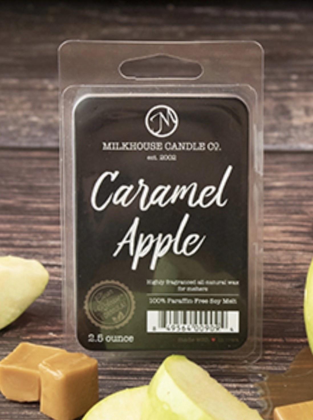 Milkhouse Candles Milkhouse Melts Caramel Apple 2.5oz