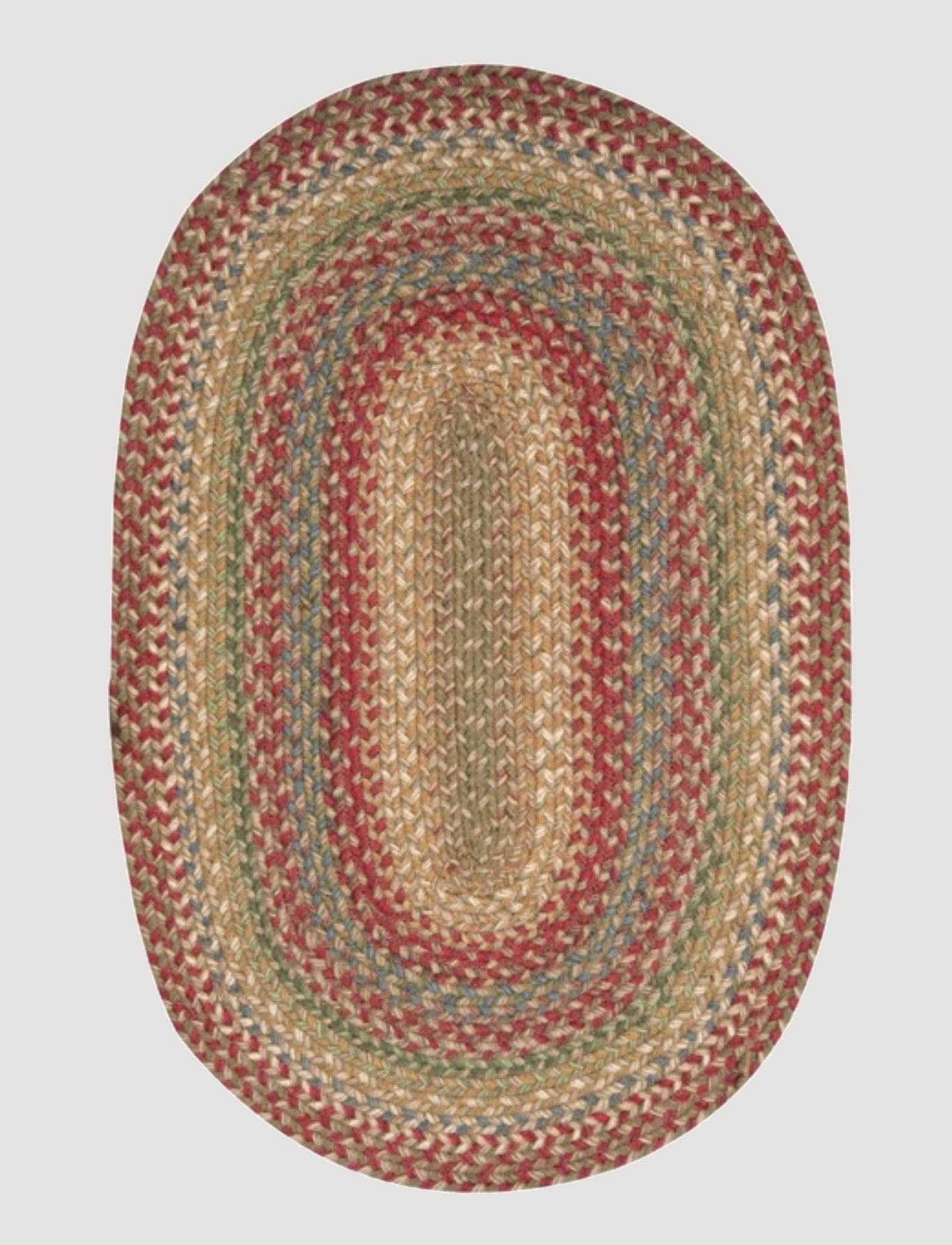 Homespice Decor Azalea Jute Braided Rug