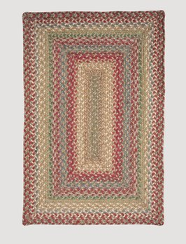 Homespice Decor Azalea Jute Braided Rug