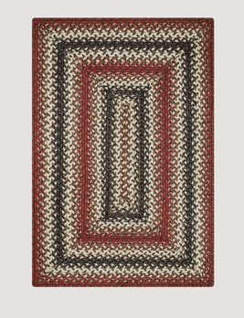 Homespice Decor Chester Jute Braided Rug