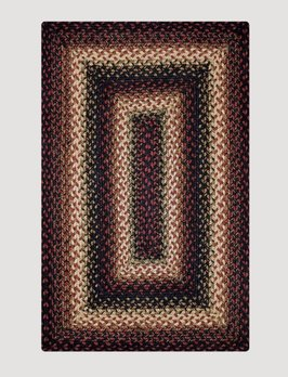 Homespice Decor Prescott Jute Braided Rug