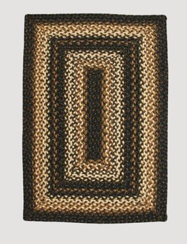 Homespice Decor Kilimanjaro Jute Braided Rug