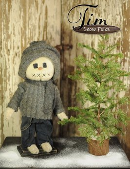 Nana's Farmhouse Tim Snow Boy