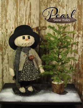 Nana's Farmhouse Pearl The Snow Girl