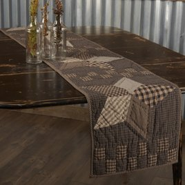 VHC Brands Farmhouse Star Runner Quilted