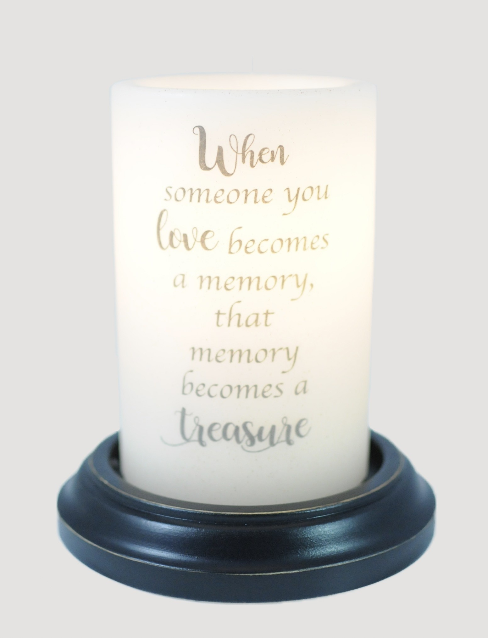 C R Designs Someone Love Candle Sleeve