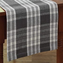 Park Designs Dylan Slate Short Table Runner