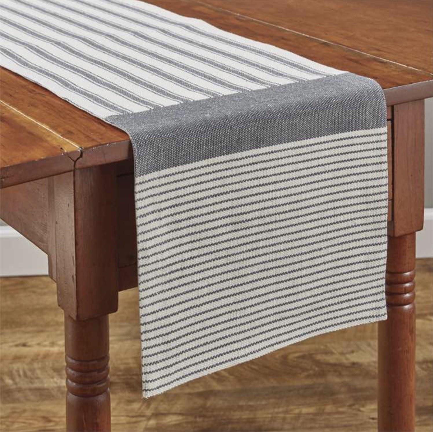"""Park Designs Oliver Stripe Table Runner - 54"""" L"""
