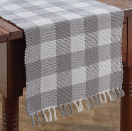 Park Designs Wicklow Dove Yarn Table Runner