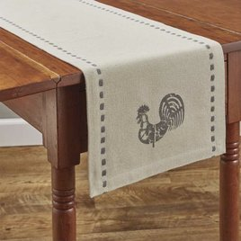 Park Designs Folk Rooster Table Runner