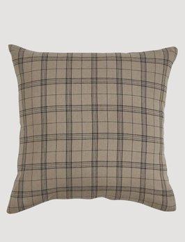 Park Designs Fieldstone Black Plaid Pillow