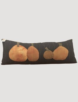 Nana's Farmhouse Pumpkin Patch Wool Pillow