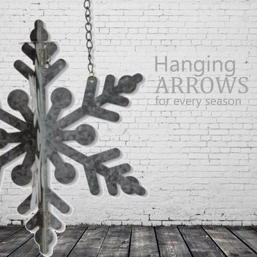 Hanging Arrows & Signs