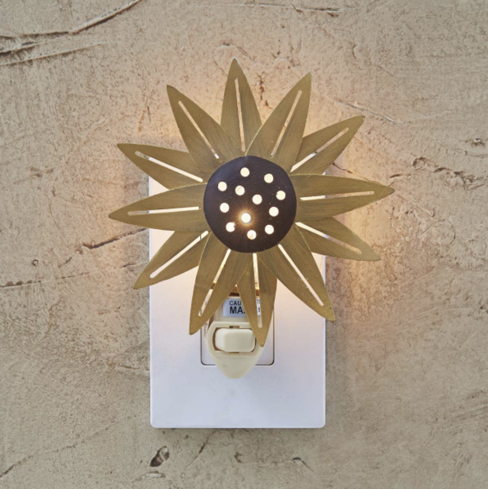 Park Designs Sunflower Night Light