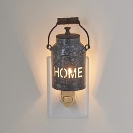 Park Designs Home Canister Night Light