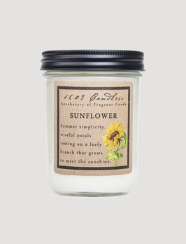 1803 Candles 1803 Sunflower Camdle