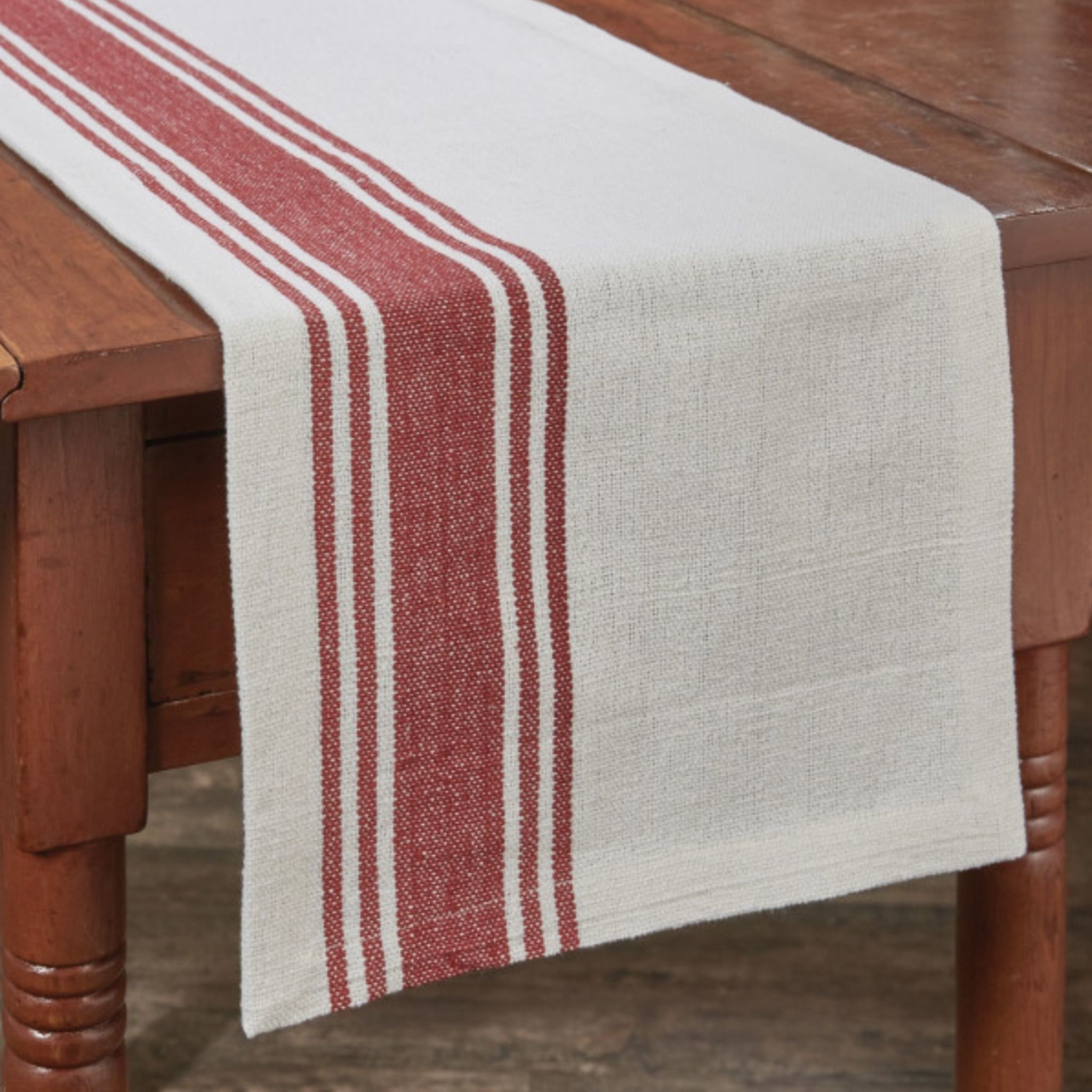 "Park Designs Ribbon Candy Table Runner - 13"" x 36"""