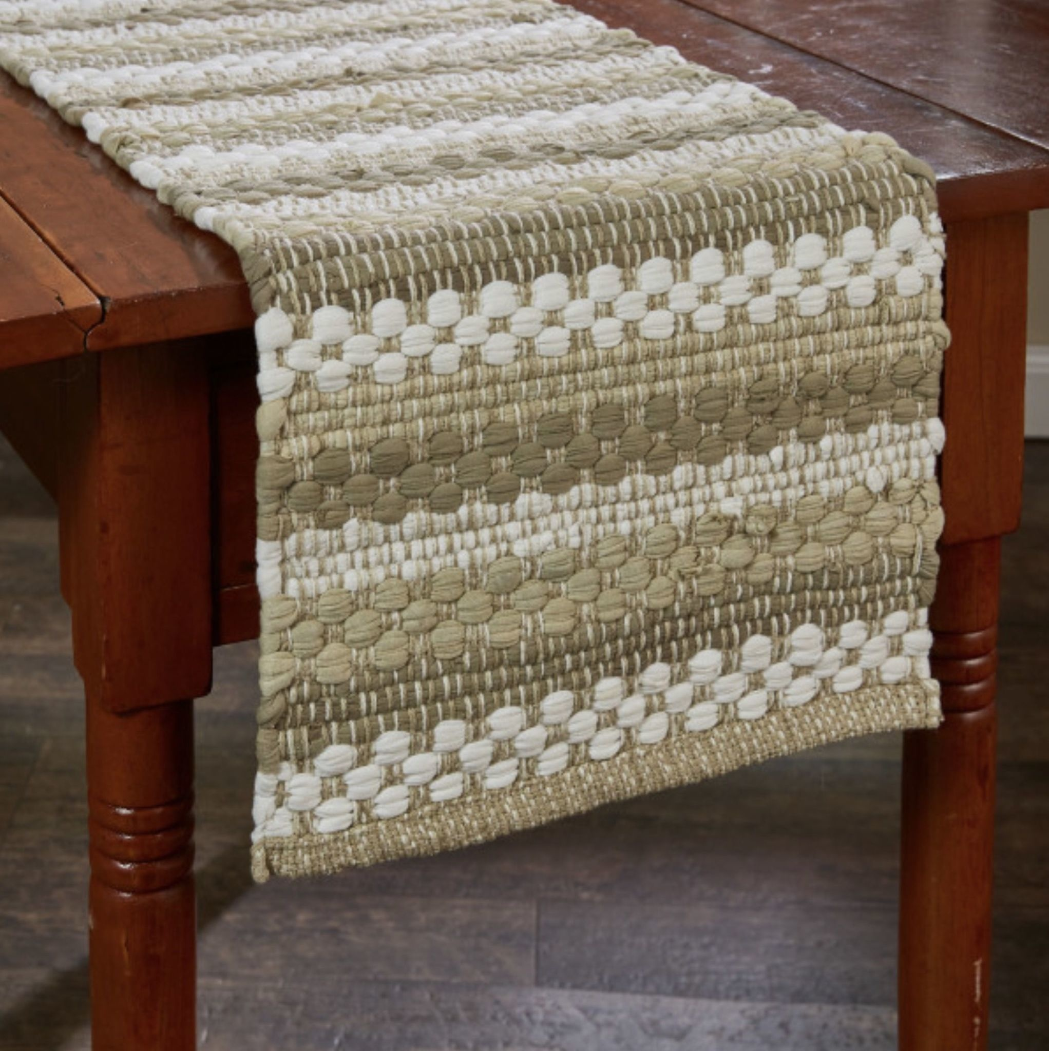 """Park Designs In The Meadow Chindi Table Runner - 13"""" x 54"""""""
