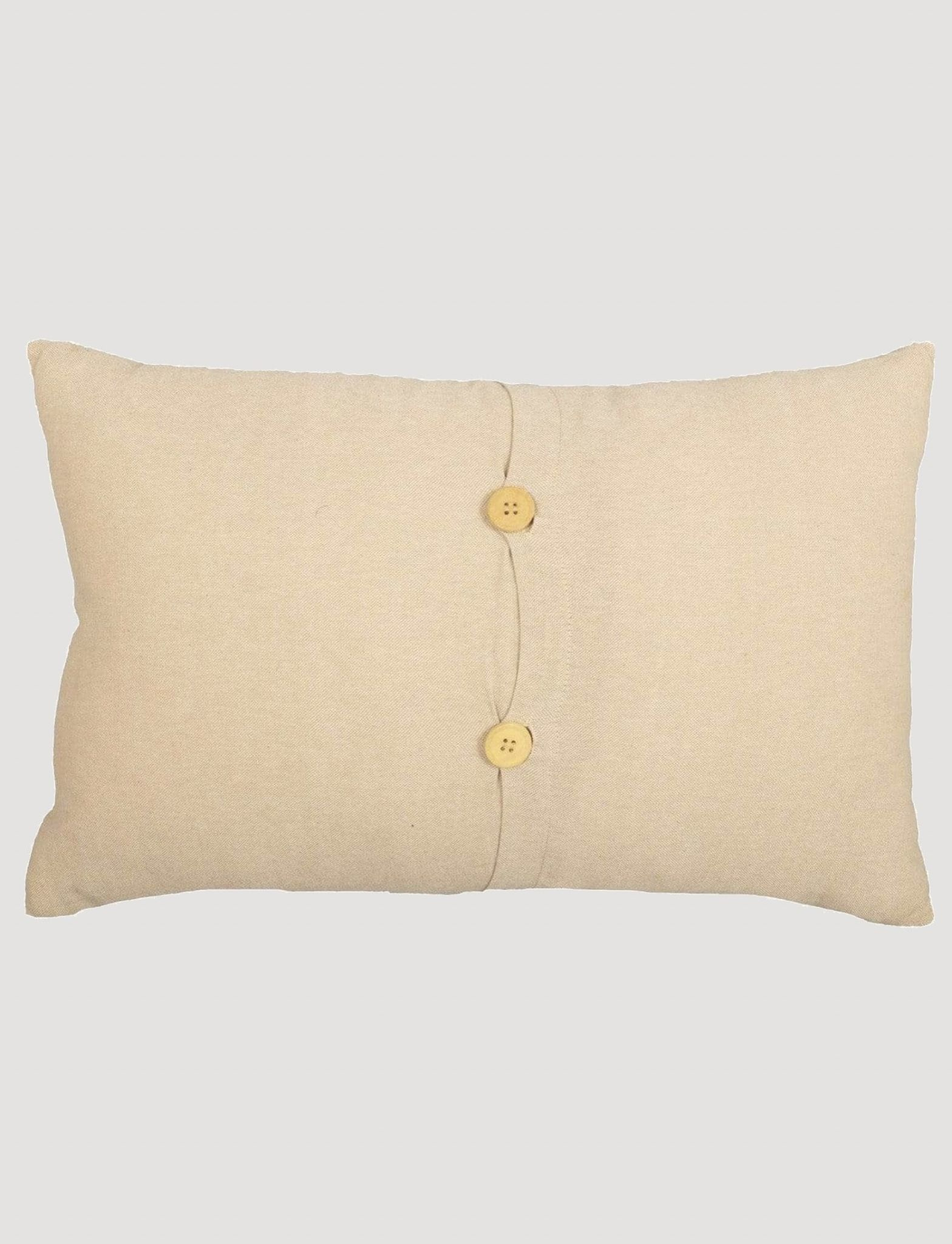 VHC Brands Farmer's Market Garden Veggie Pillow - 14x22