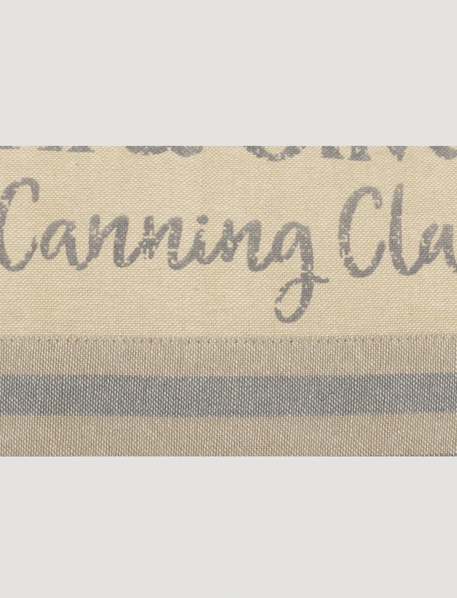 VHC Brands Farmer's Market Canning Pillow - 14x22