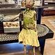 Hinton Primitives Miss Sunflower Handmade Doll