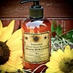 Herbal Star Candles Sunflower Organic Hand Lotion 8oz