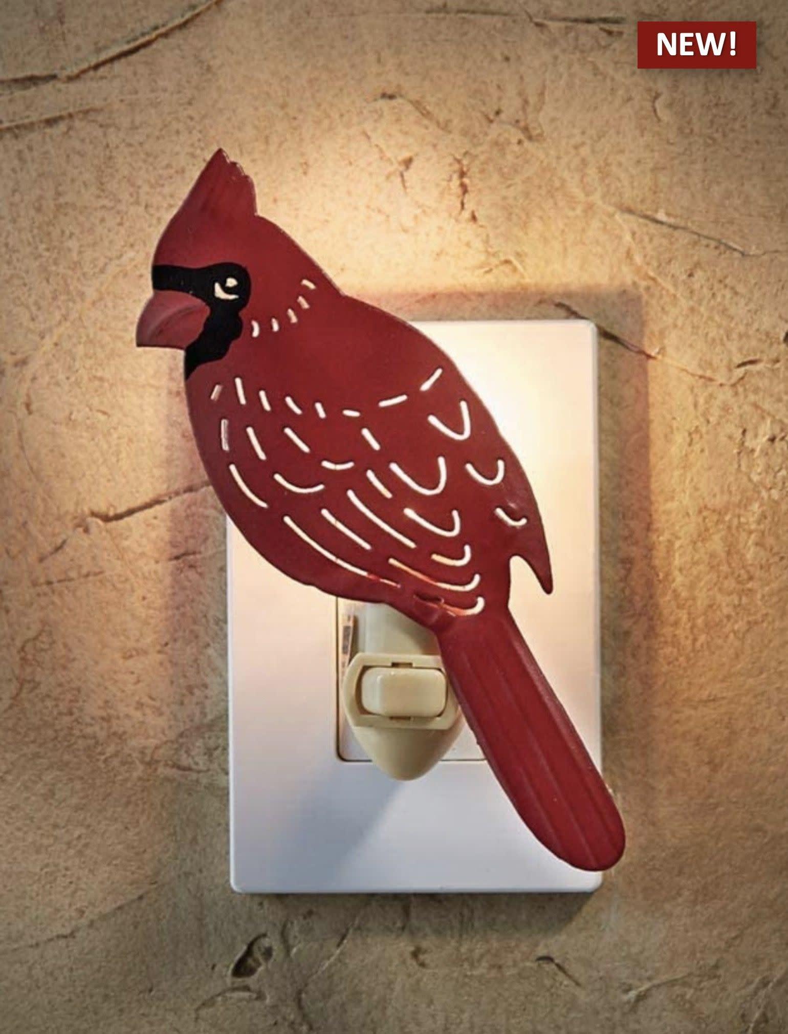 Park Designs Cardinal Night Light