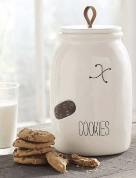 Mud Pie Bistro Cookie Jar