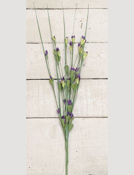 Nana's Farmhouse Wild Blossom Pick - Purple