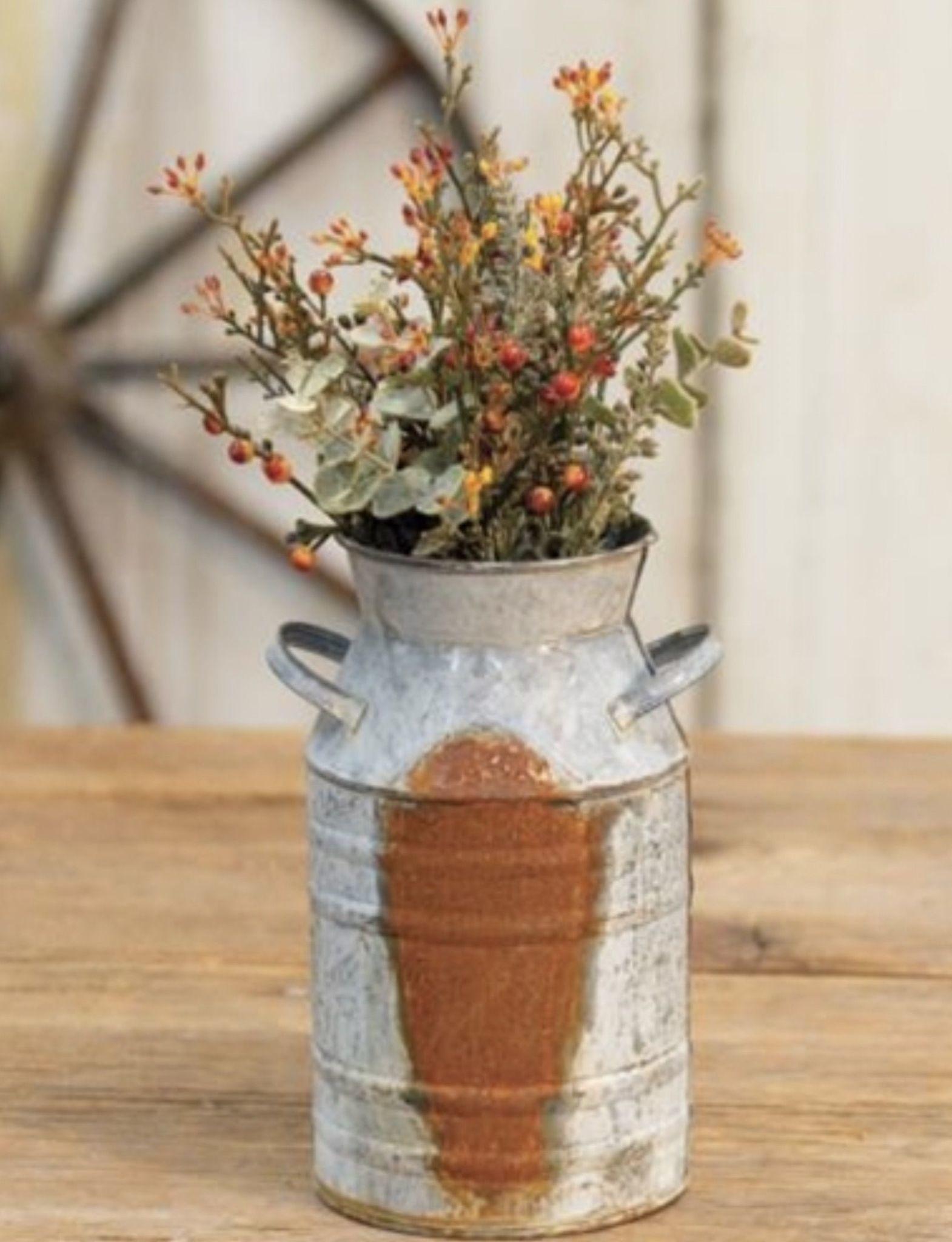 """Nana's Farmhouse Rusty Eucalyptus Bush - 11.5"""""""