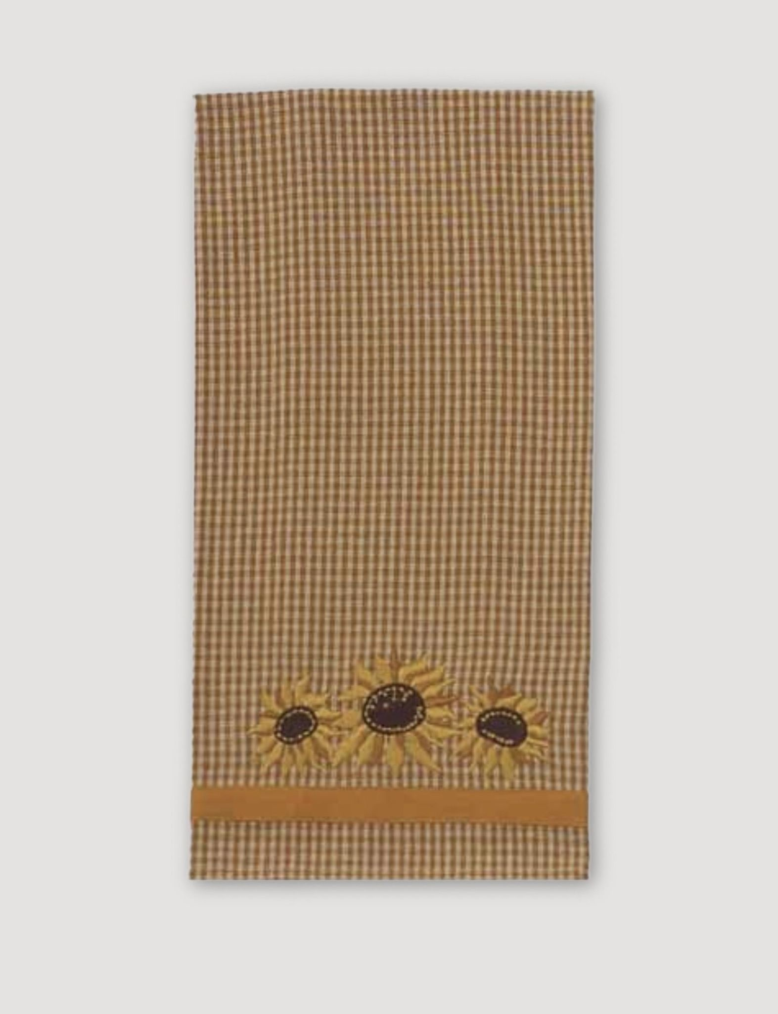 Home Collections By Raghu Sunflowers Dish Towel