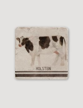 Nana's Farmhouse Farm Animals Coasters Set