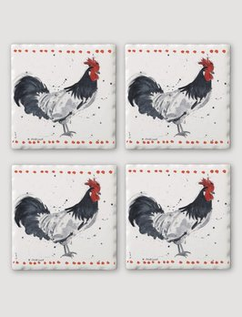 Conimar Art The Crew Coasters Set