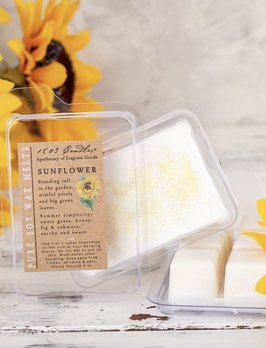 1803 Candles 1803 Sunflower Melters