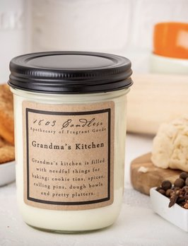 1803 Candles 1803 Grandma's Kitchen Candle