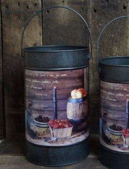 Nana's Farmhouse Fruit Of The Spirit Bucket
