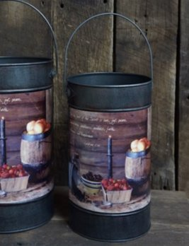Nana's Farmhouse Fruit of the Spirit Bucket -Small