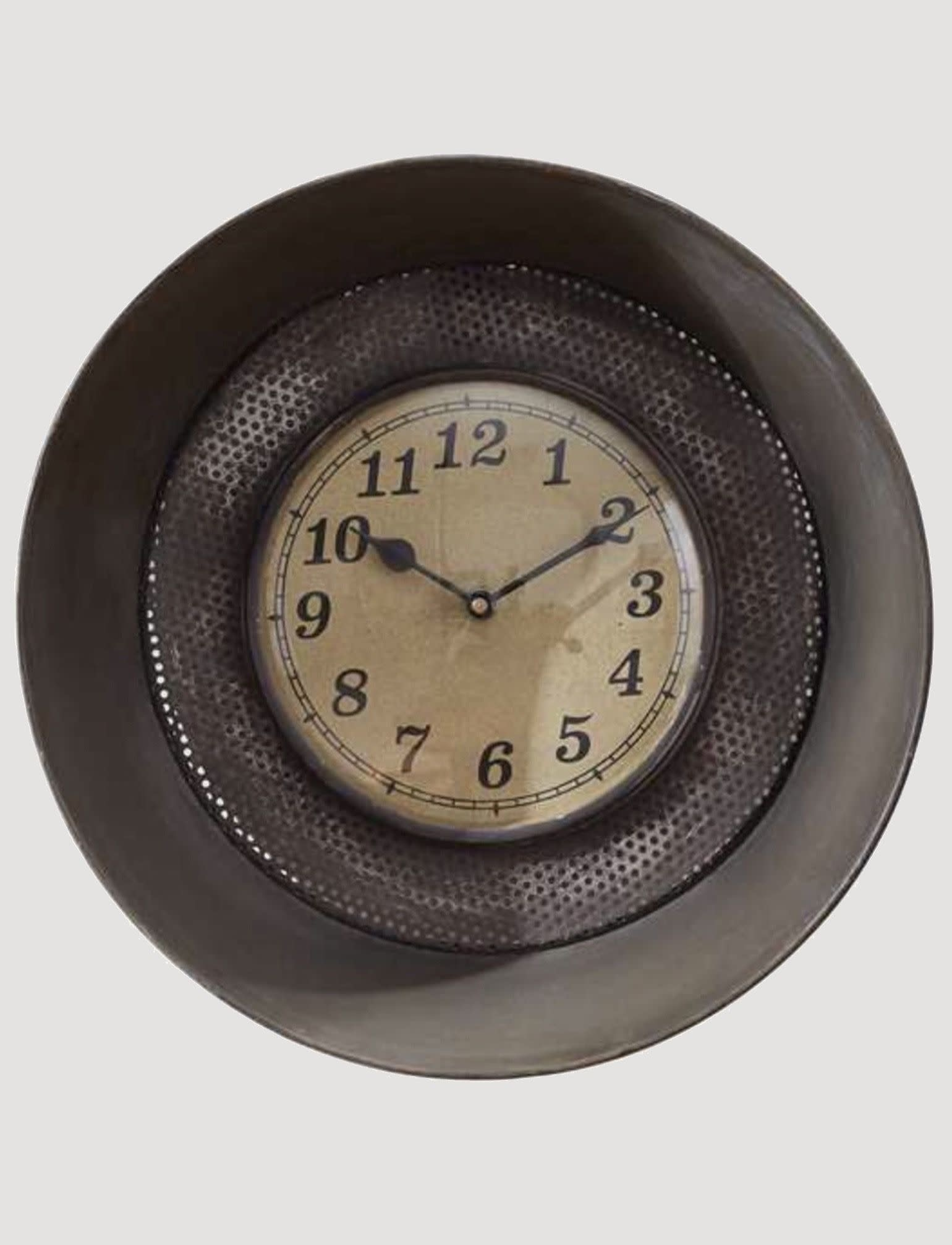 Park Designs Sifter Wall Clock