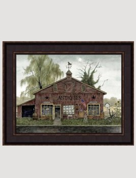 Bonnie Fisher Antique Barn by Bonnie Fisher