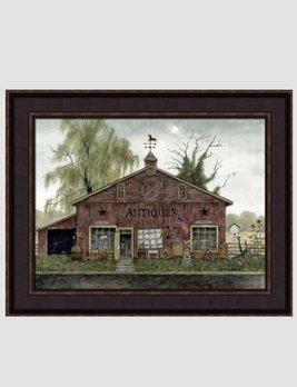 Bonnie Fisher Antique Barn by Bonnie Fisher