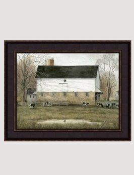 Bonnie Fisher Black Star Barn by Bonnie Fisher