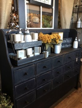 Apothecary Cabinet 15 Drawer