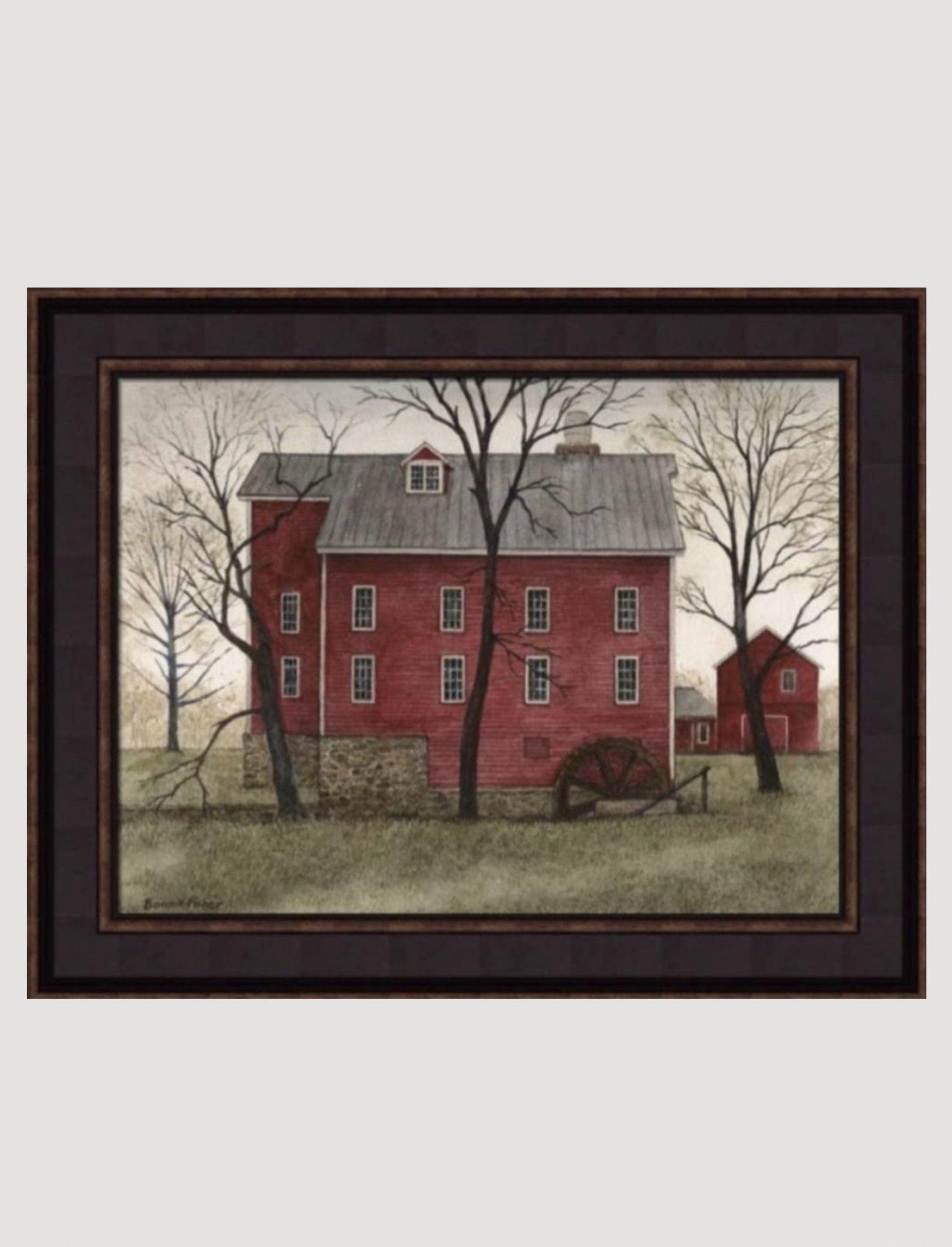 Bonnie Fisher Kirby's Mill by Bonnie Fisher