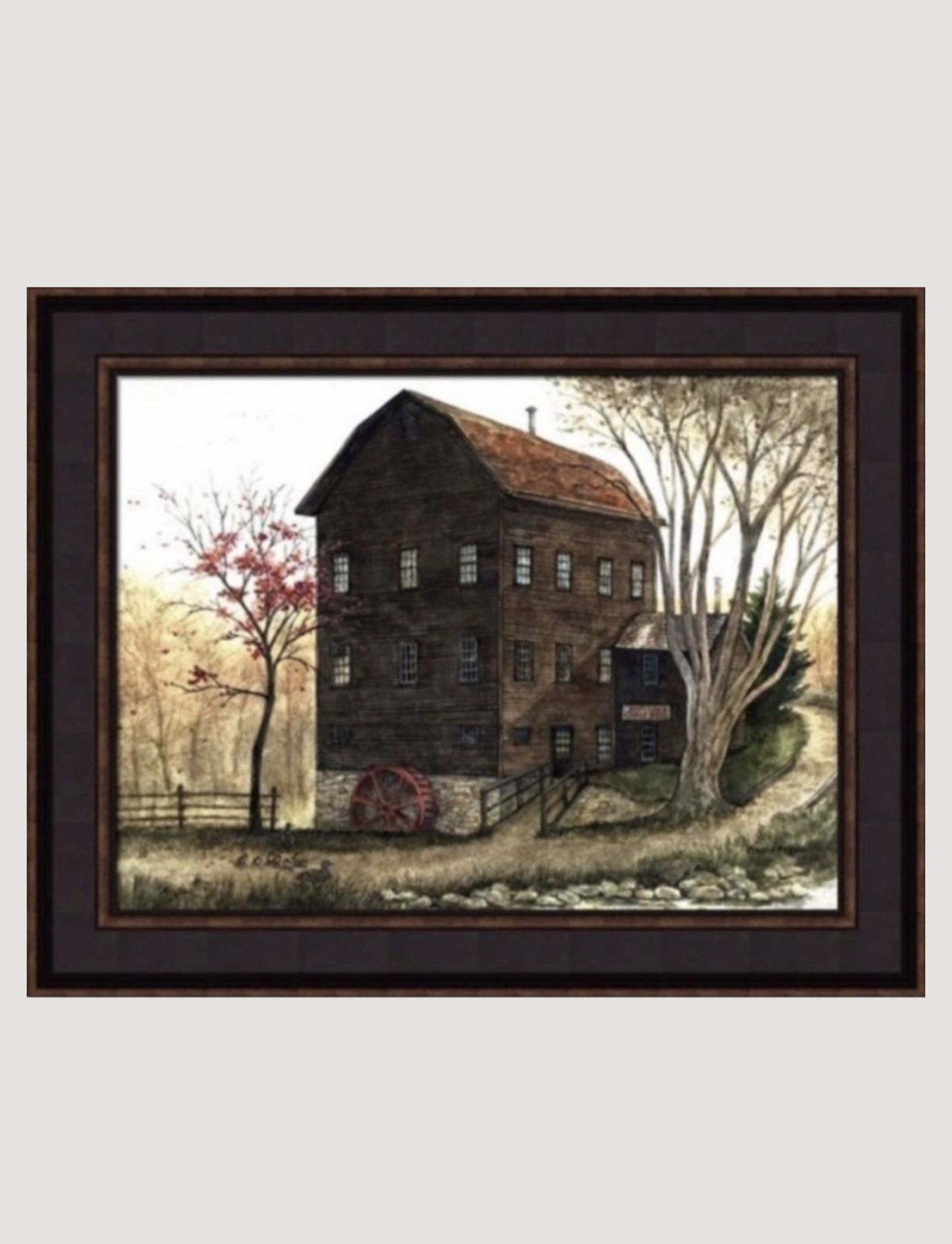 Bonnie Fisher The Mill by Bonnie Fisher